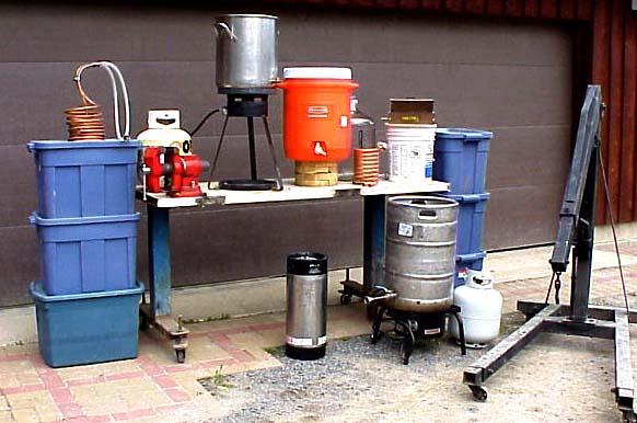 pat and steve s all grain equipment