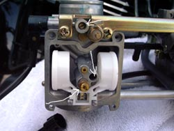 Carb Jetting For Triumph Bonneville America And Speedmaster