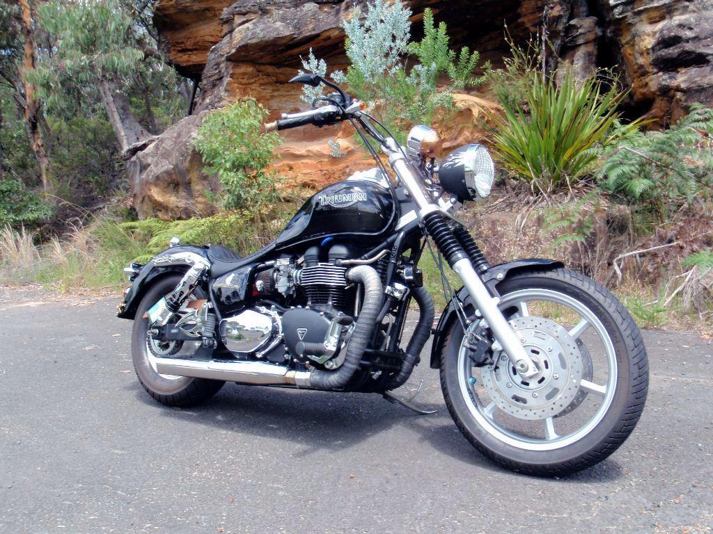 Steve S 2006 Speedmaster Bonnevilleamerica Com